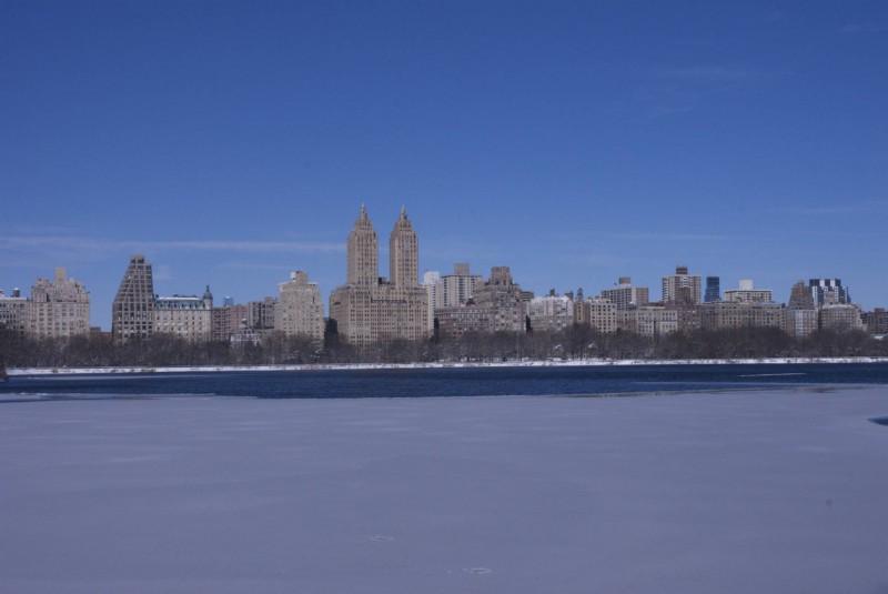 Central Park - Skyline