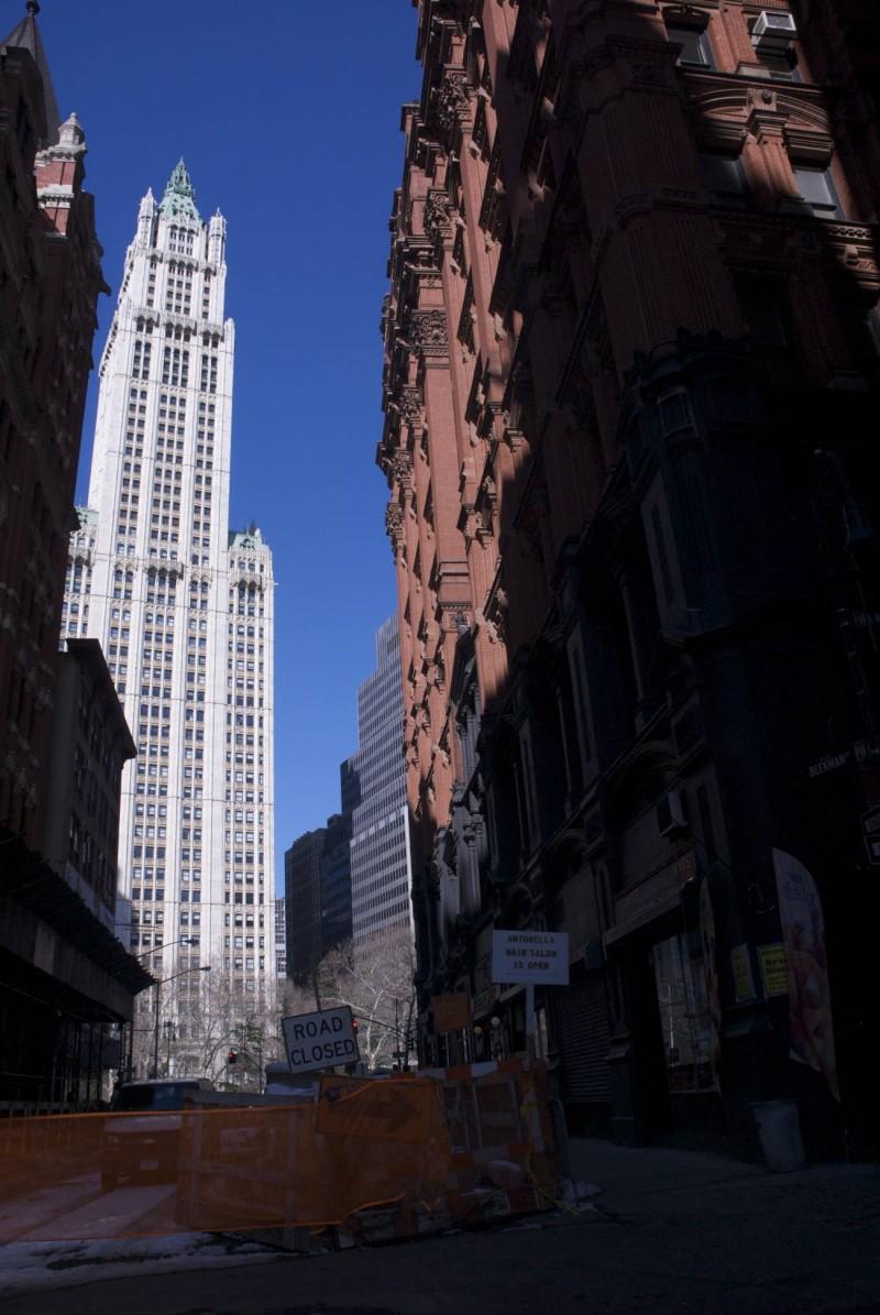 New York - Skyscrapers