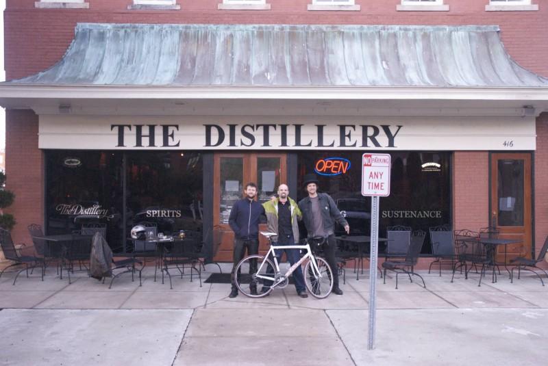 3 buddies & a distillery