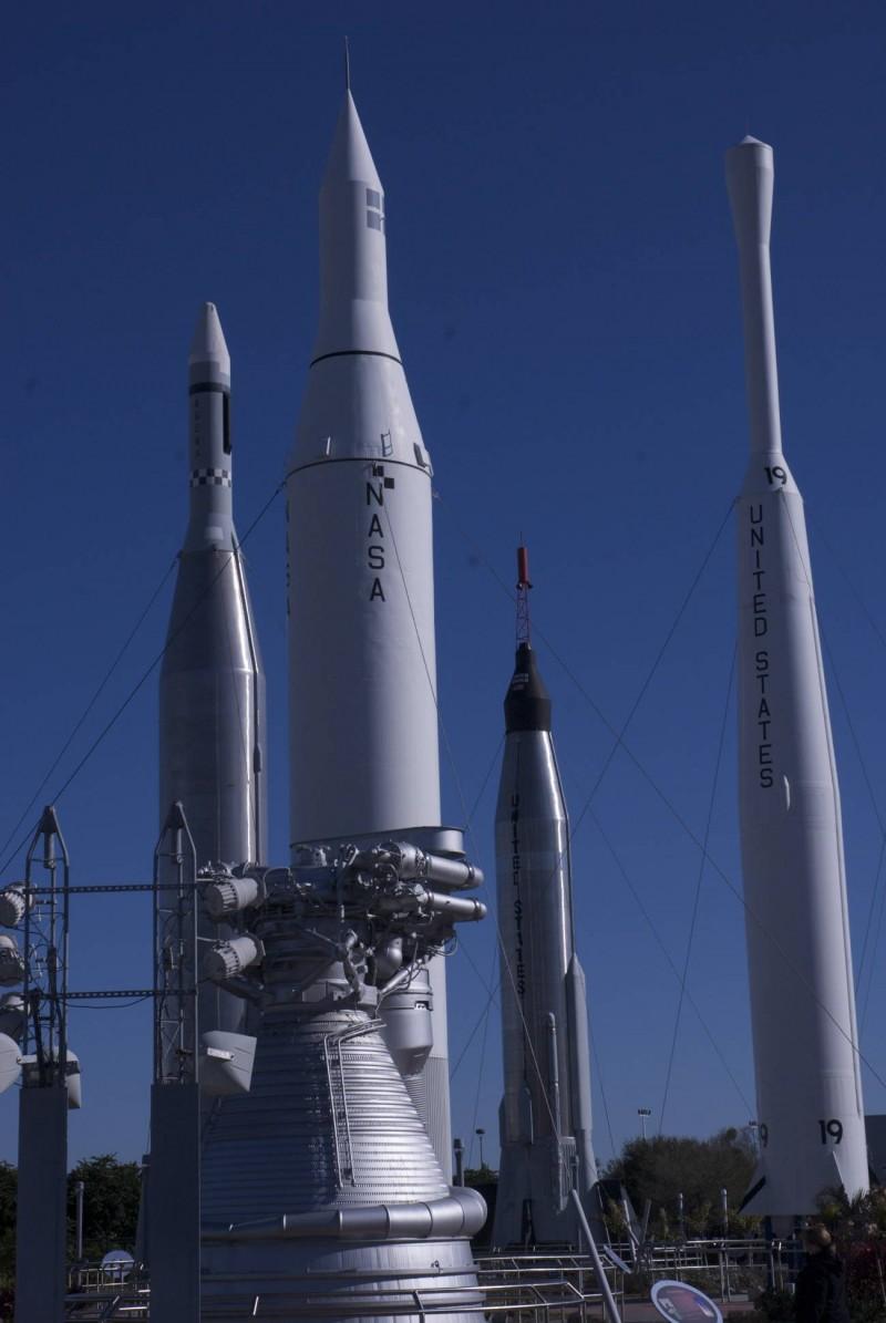 Des fusées, des fusées