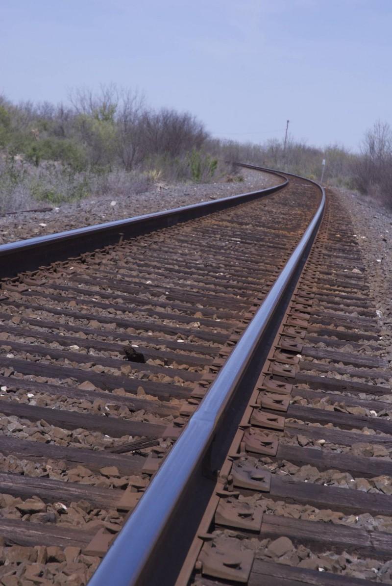 Le rail, la conquête de l'ouest