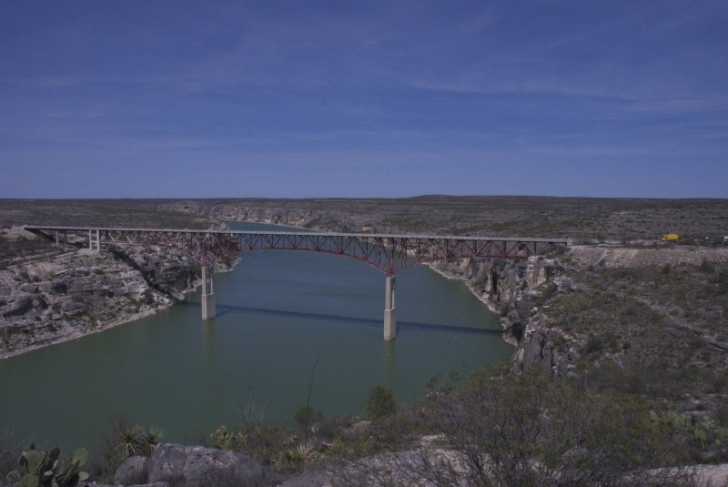 Still east of Pecos river