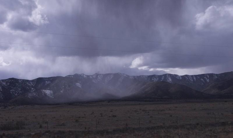 Pluie / neige