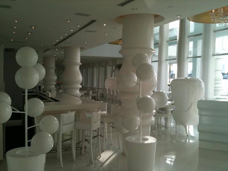 Le bar du Mondrian 2