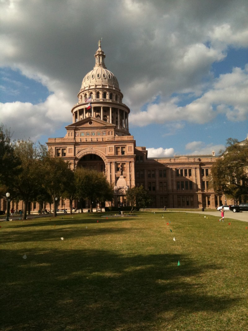 State capitol, Austin
