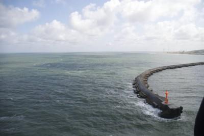 Départ du ferry, Danemark