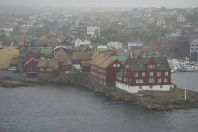 Torshavn, le port