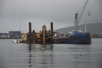 Le port de Torchon